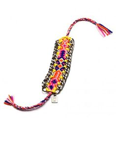 Editor's Choice: Best Holiday Gifts - Brittany Hoag, Fashion & Retail Credits Editor - Dannijo friendship bracelet, $80