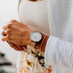 Julie Julsen Pure Gold Mesh Gold, Mesh, Pure Products, Watches, Accessories, Fashion, Clocks, Deutsch, Moda