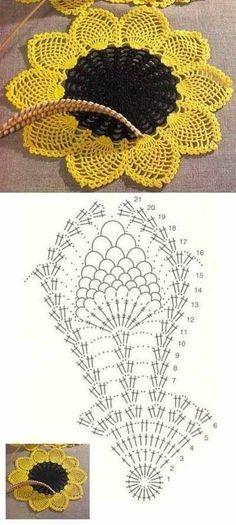 Die 815 Besten Bilder Von Deckchen In 2019 Crochet Doilies