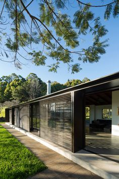 The Australian Institute of Architects' National Architecture Awards - Stone House by CHROFI (NSW).