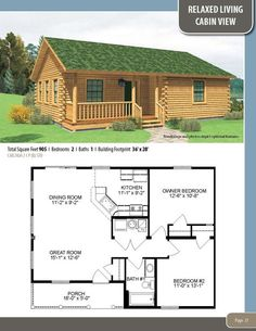 Tiny House Plans 440719513536501091 - Best house plans cabin woods ideas Source by puppynou Log Cabin Floor Plans, Small House Floor Plans, Cabin House Plans, Tiny House Cabin, Best House Plans, Tiny House Design, Small Cabin Plans, Log Cabin Kits, Cottage Plan