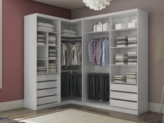 Bedroom Built In Wardrobe, Corner Wardrobe, Bedroom Closet Design, Wardrobe Cabinets, Master Bedroom Closet, Bedroom Wardrobe, Wardrobe Designs For Bedroom, Pax Wardrobe, Tv Cabinets