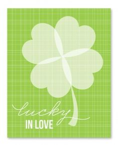 Free Printable for St. Patrick's Day!