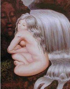Octavio Ocampo, spécialiste des illusions d'optique Scary Optical Illusions, Art Optical, Face Illusions, Illusion Kunst, Illusion Art, Illusion Drawings, One Photo, Double Sens, Illusion Paintings