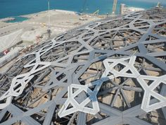 Louvre Abu Dhabi; Tourism Development & Investment Company; Ateliers Jean Nouvel