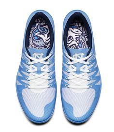 25f873d3a718b Nike Free Trainer 5.0 UNC  Nike Running