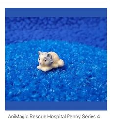 Animagic Rescue Hospital Series 4 - Penny the Cat