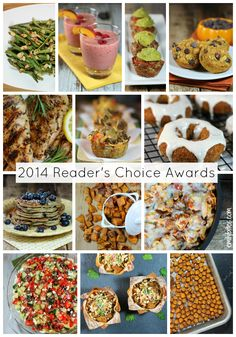 the Best Recipes of 2014 Reader's Choice