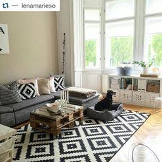 Zuhause Gemütlich Machen Und Auf IKEA.at Inspirieren Lassen 😉💙💛 #IKEA  #Repost @lenamarieso #homesweethome #Wohnzimmer #livingroom #Inspiration  #Design ...