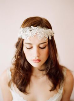 flower#crown#feather#lace#veil#bow#beauty#white