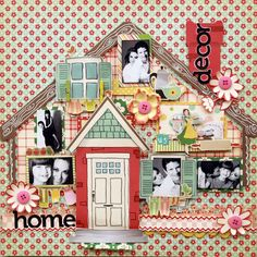 Layout: Home Decor