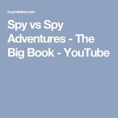 Spy vs Spy Adventures - The Big Book - YouTube