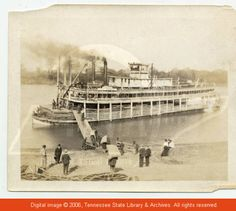 The Tennessee Virtual Archive is a project of the Tennessee State Library and Archives to digitize and make available online items from its physical collections. TeVA provides a searchable array of historical records, photographs, documents, maps, postcards, film, audio, and other original materials of enduring value.