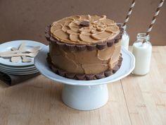 Layer Cake Pate D Arachide