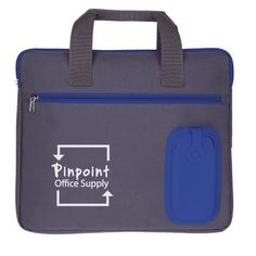 Soft tech laptop briefcase | Promotional and personalized products
