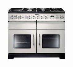 Excel 110cm Range Cooker - Dual Fuel | Rangemaster