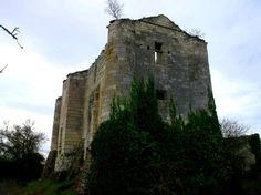 Abandoned-France, Chateau de Montfaucon