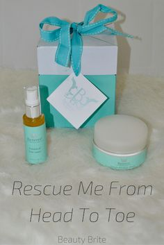 Rescue Me from Head to Toe with the Beterre Rescue Kit| Beauty Brite #beautybrite #beterre