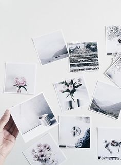 "Square Prints loved by @michellelouise__ Michelle admires some of her most cherished memories in print: ""Enjoying my favourite moments all over again ."" Thank you for sharing this beautiful post Michelle."