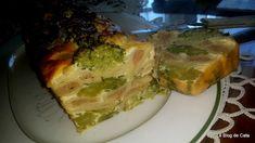 Le blog de Cata: Mille-feuille raviolis et brocolis Cata, Spanakopita, Ravioli, Quiche, Broccoli, Breakfast, Ethnic Recipes, Food, Cooking Recipes