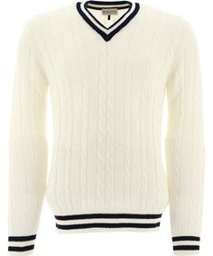 Gallia Scott White, Spring Outfits, Knitwear, Spring Summer, Fitness, Sweaters, Clothes, Products, Fashion