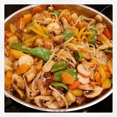 Garlic, Ginger And Soy Stirfry   Vegan   Vegetarian   The Grizzly Bear Perth