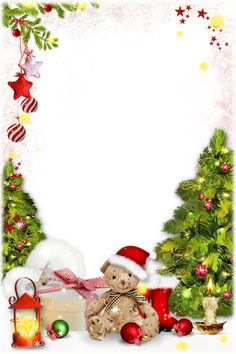 Beautiful PNG Christmas Photo Frame – Sognando i Sogni… Christmas Frames, Christmas Cards To Make, Christmas Paper, Christmas Pictures, Christmas Wreaths, Christmas Gifts, Christmas Ornaments, Holiday, Christmas Clipart