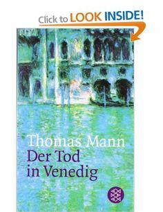 Der Tod in Venedig: Amazon.co.uk: Thomas Mann: Books