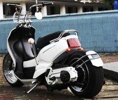 Custom Modification Scooter