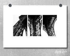 Paris Photograph  Paris Photography  Eiffel Tower by Juxtafoto