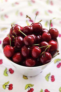 Let the season of cherries begin