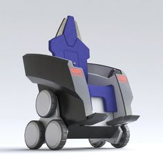 MOBILITY FOR THE ELDERLY by Jamie Zollo, via Behance
