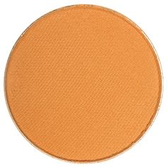 Makeup Geek Eyeshadow Pan - Chickadee - Matte Yellow Orange