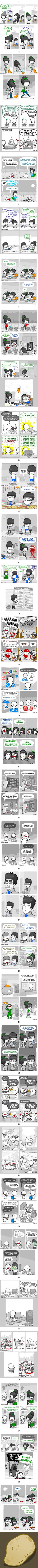30 Comics That End So Unexpectedly It Will Make You Laugh