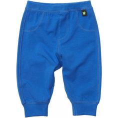 Molo Scott Bright Blue Baby Pants