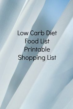 Dr Eric Westman Pg 4 food list | Low carb/keto recipes ...