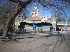 Joyland, The Abandoned Amusement Park (w/ Phantasmagoria twin The Wacky Shack)