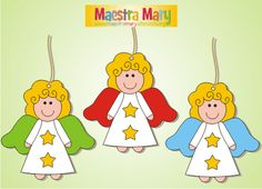 Decorazioni con Angeli di Natale da ritagliare e assemblare. #maestramary #natale #nataledecorazioni #christmasdecorations #nataleaddobbi #natalelavoretti #nataleidee #angelidinatale Christmas Angels, Christmas Ornaments, Lisa Simpson, Princess Peach, Holiday Decor, Fictional Characters, Art, Woodworking, Winter Time