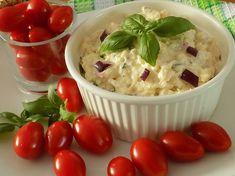 Mozzarella, Ham, Potato Salad, Mashed Potatoes, Recipies, Food And Drink, Pudding, Cooking Recipes, Treats