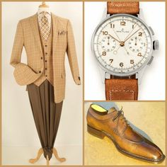 SUNDAY STYLE: Apollo King(Suit)-Breitling(Watch)-Mantellassi(Shoes)