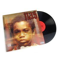 Nas: Illmatic Vinyl LP