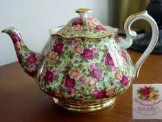 chintz/teapots - Google Search