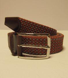 Grigiorosso - cintura in elastico tubolare bicolore. www.grigiorosso.com