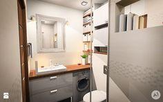 Łazienka styl Nowoczesny Łazienka - zdjęcie od A1Studio