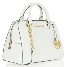 Resultado de imagen para michael kors white handbags