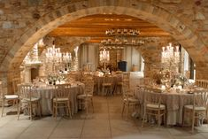 sparkling crystal wedding tables setup Wedding Table Setup, Wedding Reception, Crystal Candelabra, Wedding Decorations, Table Decorations, Greece Wedding, Crystal Wedding, Make Design, Plan Your Wedding