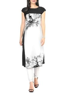 Check out what I found on the LimeRoad Shopping App! You'll love the ZIYAA White Color Boat Neck Faux Crepe kurta. See it here http://www.limeroad.com/products/10457502?utm_source=9c31275cde&utm_medium=android