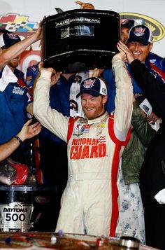 Dale Earnhardt Jr. Wins 2014 Daytona 500!!