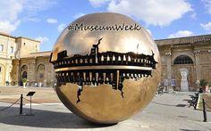 #MuseumWeek Kulturzeit auf Twitter http://www.italien-mag.de/2015/03/museumweek-kulturzeit-auf-twitter.html