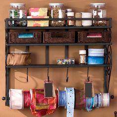 Wall Craft Rack